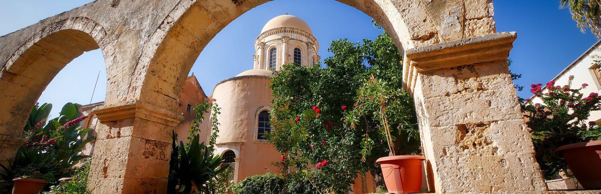 Sehenswürdigkeiten bei Kreta Rundreise mit Kindern