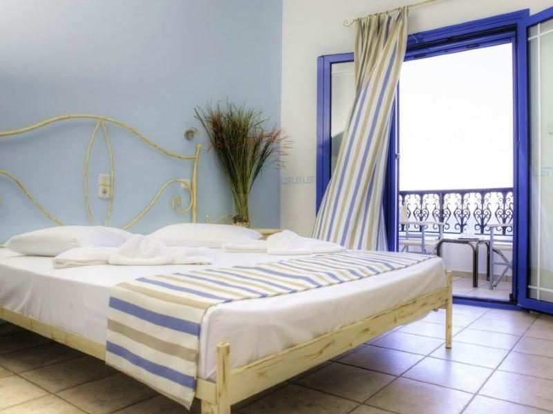 Kreta Rundreise - Hotelzimmer Mochlos