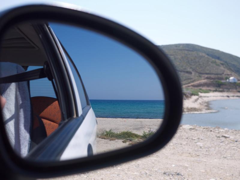 Mietwagen Griechenland Amorgos Kykladen Rundreise