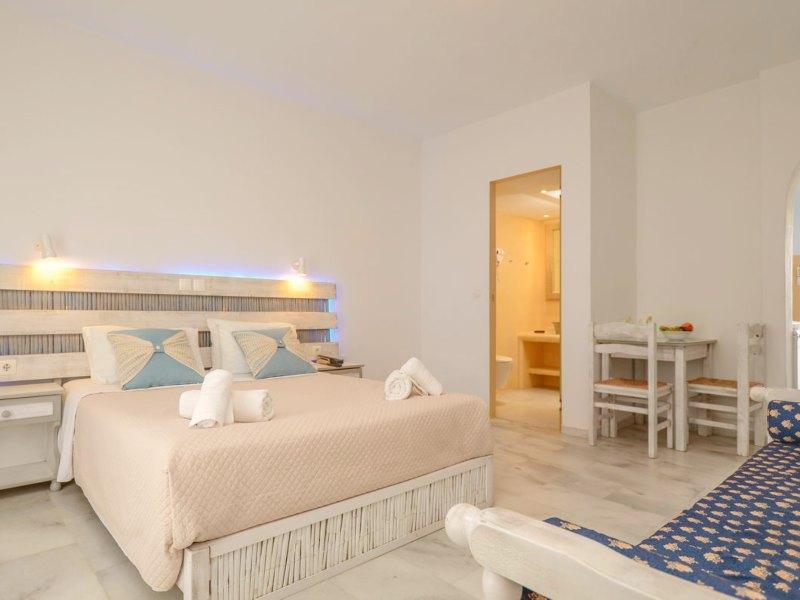 Unterkunft in Naxos bei Griechenland Urlaub