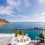 Kreta Rundreise - Hotel mit Meerblick